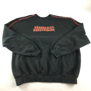 Harley-Davidson Motorcycles Crewneck Sweatshirt